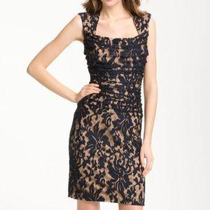 Tadashi Shoji Lace Dress Sz 16 NEW